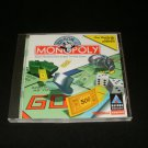 Monopoly - 1996 Hasbro Interactive - Windows PC - Complete