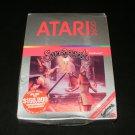 Swordquest Fireworld - Atari 2600 - Brand New Factory Sealed
