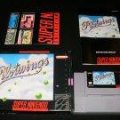 Pilotwings - SNES Super Nintendo - Complete CIB
