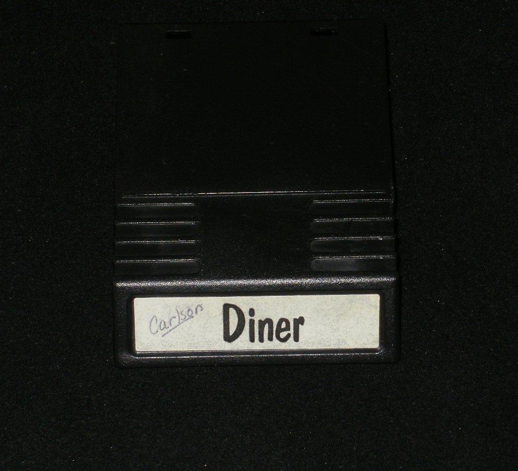 Diner - Mattel Intellivision - Rare