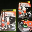 Tom Clancy's Rainbow Six Lockdown - Xbox - Complete CIB