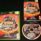 Dungeons & Dragons Heroes - Xbox - Complete CIB