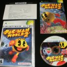 Pac-Man World 2 - Xbox - Complete CIB - 2003 Platinum Hits Version