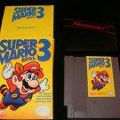Super Mario Bros. 3 - Nintendo NES - Complete CIB