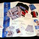 Sega Gear Catalog - Sega Genesis 1994 - Never Used