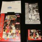 NBA Action 94 - Sega Genesis - Complete CIB
