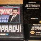 Jeopardy! - Sega Genesis - Complete CIB