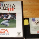 PGA Tour Golf 3 - Sega Genesis - With Box