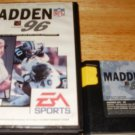 Madden 96 - Sega Genesis - With Box