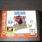 World Series Baseball '96 - Sega Genesis