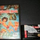 The Jungle Book - Sega Genesis - With Box