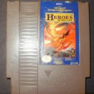 Advanced Dungeons & Dragons Heroes of the Lance - Nintendo NES