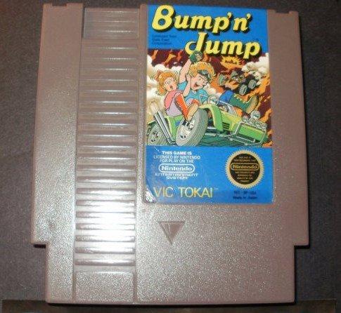 Bump 'N Jump - Nintendo NES