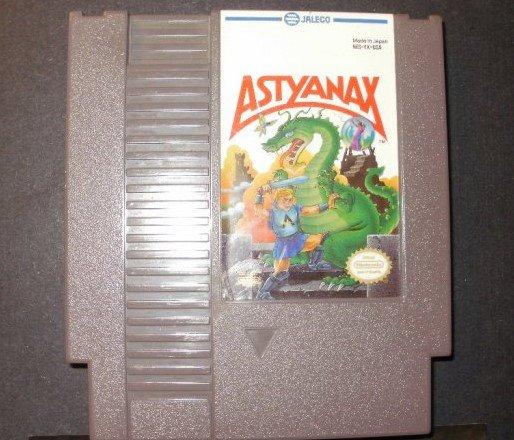 Astyanax - Nintendo NES