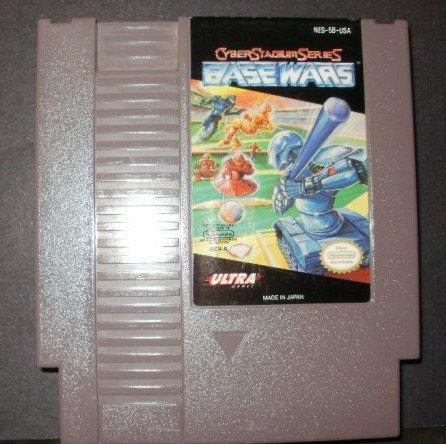 Base Wars - Nintendo NES