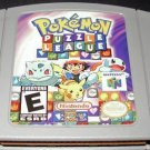 Pokémon Puzzle League - N64 Nintendo