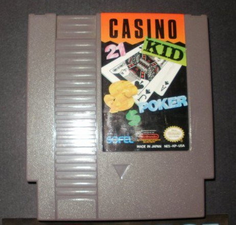 Casino Kid - Nintendo NES