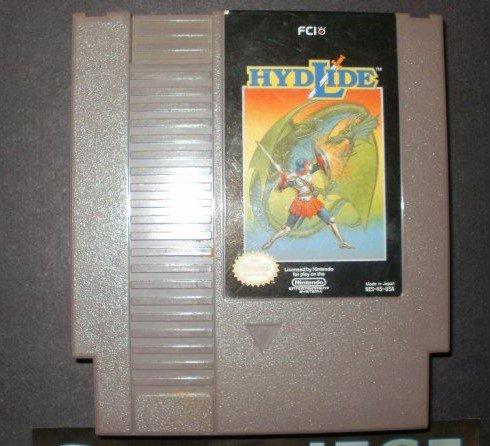 Hydlide - Nintendo NES