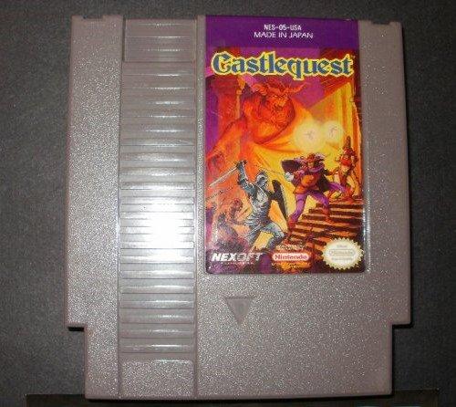 Castlequest - Nintendo NES