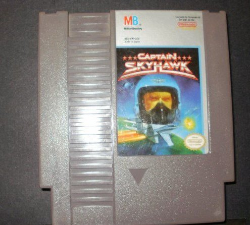 Captain Skyhawk - Nintendo NES