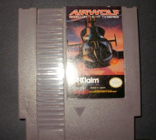 Airwolf - Nintendo NES