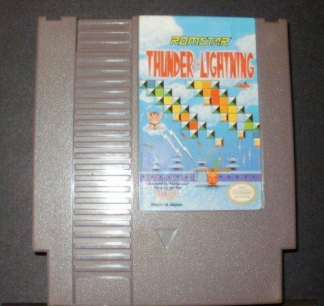 Thunder & Lightning - Nintendo NES