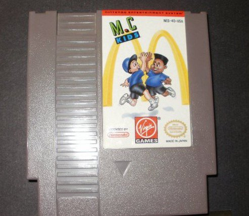 M.C. Kids - Nintendo NES