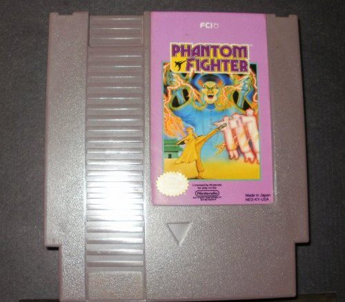 Phantom Fighter - Nintendo NES