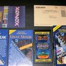 Ghost Manor Spike's Peak - Atari 2600 - Complete CIB - Rare