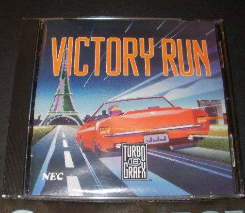 Victory Run - Turbo Grafx 16