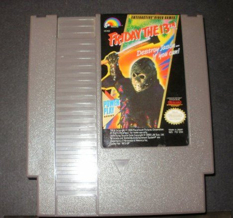 Friday the 13th - Nintendo NES