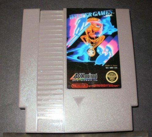 Winter Games - Nintendo NES
