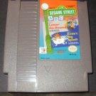 Sesame Street ABC - Nintendo NES