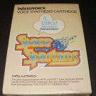 Space Spartans - Mattel Intellivision - New Factory Sealed