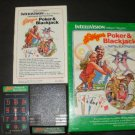 Las Vegas Poker & Blackjack - Mattel Intellivision - Complete