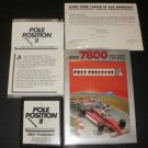 Pole Position II - Atari 7800 - Complete