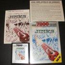 Jinks - Atari 7800 - Complete