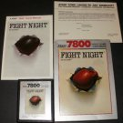 Fight Night - Atari 7800 - Complete