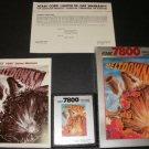 Meltdown - Atari 7800 - Complete