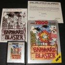 Barnyard Blaster - Atari 7800 - Complete