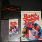 Bases Loaded - Nintendo NES - With Box & Cartridge Sleeve