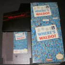 Where's Waldo - Nintendo NES - Complete