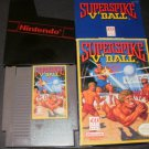 Super Spike V'Ball - Nintendo NES - Complete