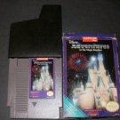 Disney Adventures in Magic Kingdom - Nintendo NES - With Box & Cartridge Sleeve
