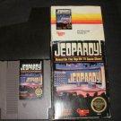 Jeopardy - Nintendo NES - Complete