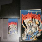 Robo Warrior - Nintendo NES - With Box & Cartridge Sleeve