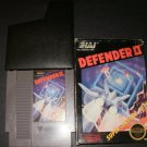 Defender II - Nintendo NES - With Box & Cartridge Sleeve