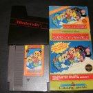 Kung Fu Heroes - Nintendo NES - Complete
