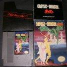 Castle of Dragon - Nintendo NES - Complete CIB