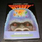 Monkeyshines - Magnavox Odyssey 2 - Complete